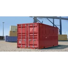 20ft Container 1:35