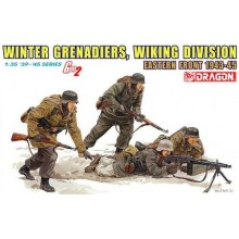 WINTER GRENADIERS WIKING DIVISION 1:35