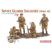 SOVIET GUARDS INFANTRY 1944-45