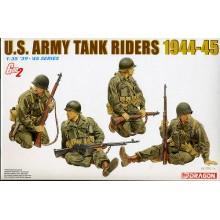 U.S. ARMY TAMK RIDERS 1944-45