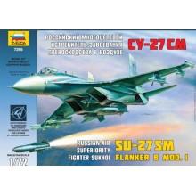 1:72 SUKHOI SU-27 SM