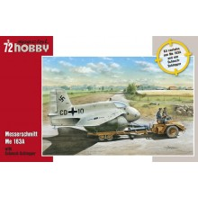 1:72 Messerschmitt Me 163A with Scheuch-Schlepper