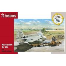 1:72 Messerschmitt Me 163A with Scheuch-Schlepper