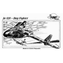 1:72 Junkers 128 (Day Fighter)