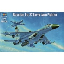Russian Su-27 Early Type