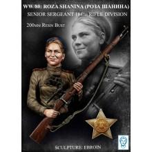 ROZA SHANINA (РОЗА ШАНИНА).