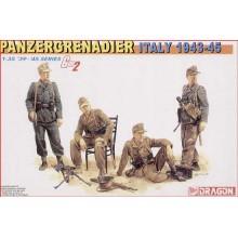 German Panzergrenadiers Italy