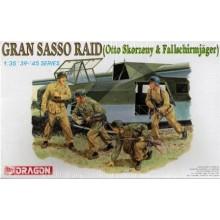 Gran Sasso Raid (Otto Skorzeny & Fallschirmjäger)