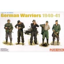 German Warriors 1940-1941