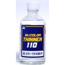 Mr Color Thinner 110 ml Enamel