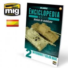 ENCICLOPEDIA VOLUMEN 2 - INTERIORES Y COLOR BASE