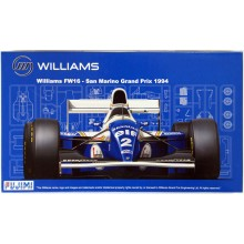 WILLIAMS FW16 San Marino Grand Prix 1994 1:20