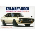 1:24 KEN & MARY - NISSAN SKYLINE 2000GT-X (GC110)