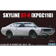 1:24 Nissan Skyline GT-R KPGC110 2-Door 73