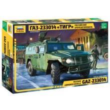 1:35 Russian Armored Venicle GAZ-233014