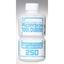 Acrysion Tool Cleaner (water-based) 250ml