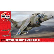 Hawker Siddeley Harrier GR3 1:72