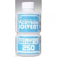Acrysion Solvent Thinner (water-based) 250ml