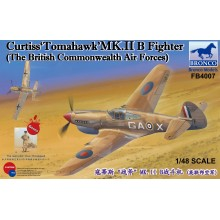 PRE-ORDER 1:48 Curtiss Tomahawk MK.II B Fighter
