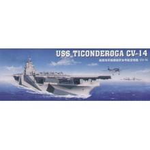 1:350 USS Ticonderoga CV-14