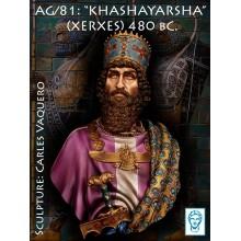 AG/81 'KHASHAYARSHA (XERXES) 480 bC.'