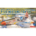 North American P-51D Mustang Fighter 1:48
