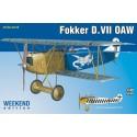 Fokker D. VII OAW 1:48
