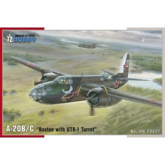 Boston Mk. IIIA 'Over D-Day Beaches' 1:72