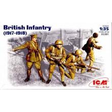 1:35 British Infantry (1917-1918)
