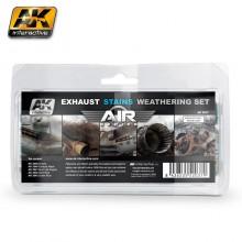 Aircraft Landing Gear Weathering Set (Air Series)