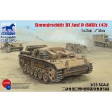 Sturmgeschütz III Ausf D (SdKfz 142)