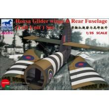 1:35 Horsa Glider Wings & Rear Fuselage (Tail Unit) Set