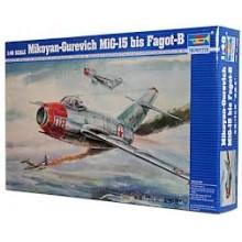 Mikoyan-Gurevich MiG-15 bis 'Fagot B'