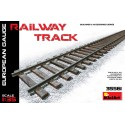 1:35 RAILWAY TRACK. EUROPEAN GAUGE