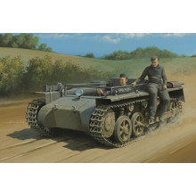 1:35 German Pz.Kpfw.1 Ausf. A ohne Aufbau
