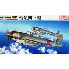 """1:48 IJN Carrier Bomber D4Y3 """"Judy"""""""