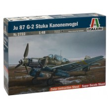 JU 87 G - 2 Stuka Kanonenvogel 1:48