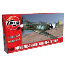 Messerschmitt Bf109E-4/N Tropical 1:48