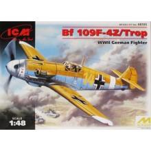 Bf 109F-4Z/Trop WWII German Fighter
