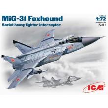 1:72 MiG-31 Foxhound
