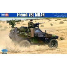 1:35 French VBL Light Armored Vehicle
