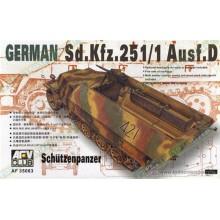 1:35 SDKFZ 251 D/1 HALF TRACK