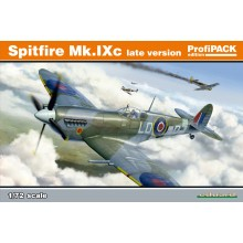 Spitfire Mk. IXc late version 1/72