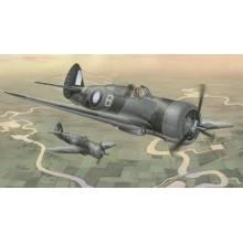 1:32 Mohawk Mk. IV 'Hawk with Cyclone engine'