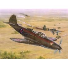 1:32 P-39 N/Q Aircobra 'Soviet Gurad Regi. '