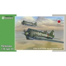 Polikarpov I-16 Type 24