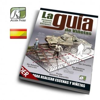 PRE-ORDER La Guía de Viñetas - Joaquín Garcia Gazquez (Español)