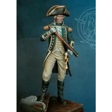 75mm Royal Navy Officer, 1795-1812