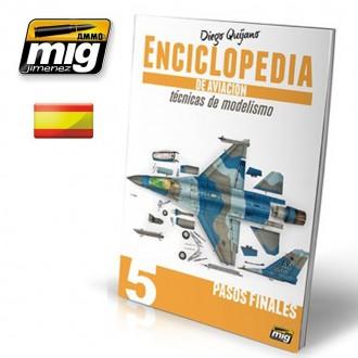 ENCICLOPEDIA DE TECNICAS DE MODELISMO DE AVIACION . VOL.3