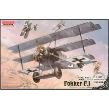 1:32 Fokker F.I
